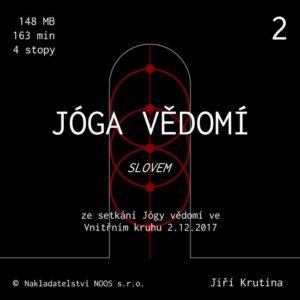 Jóga vědomí slovem 2 (MP3)