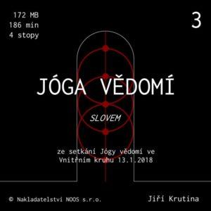 Jóga vědomí slovem 3 (MP3)